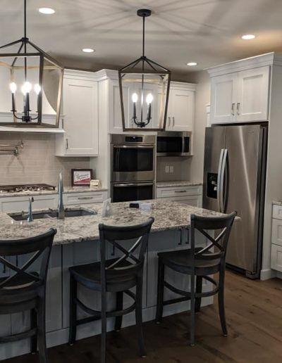 Town and Country Builders - Leatherman Supply Custom Cabinets and Windows Cambria