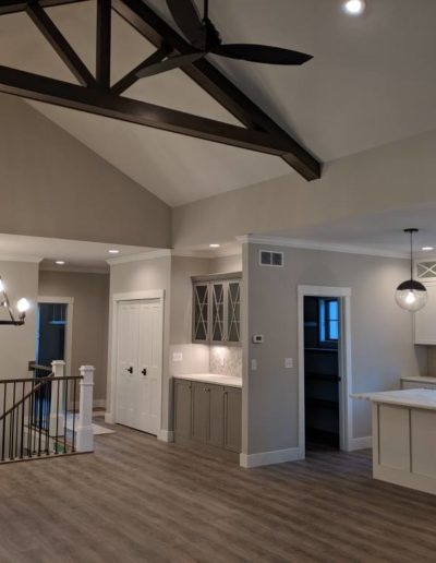 Town and Country Builders - Leatherman Supply Luxury Kitchen